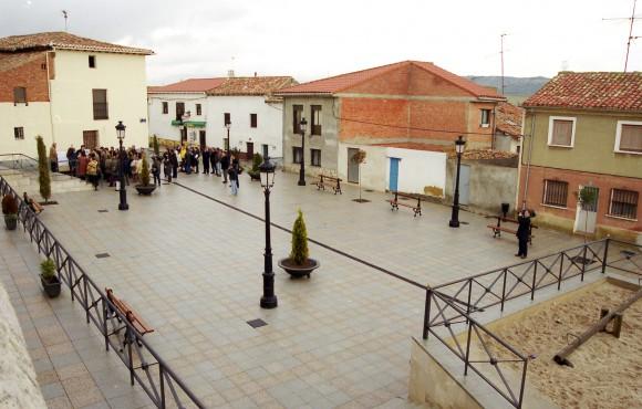 Villalobón-plaza Mayor