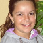 Laura Garrido Dama Infantíl 2011