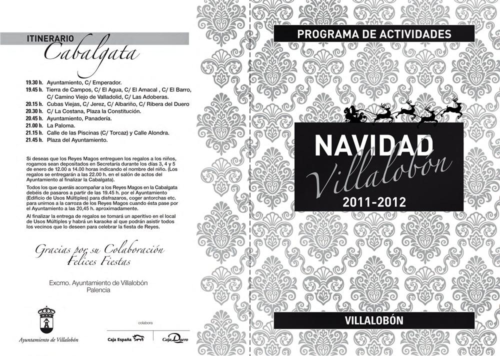 Navidad Villalobón 2011-2012