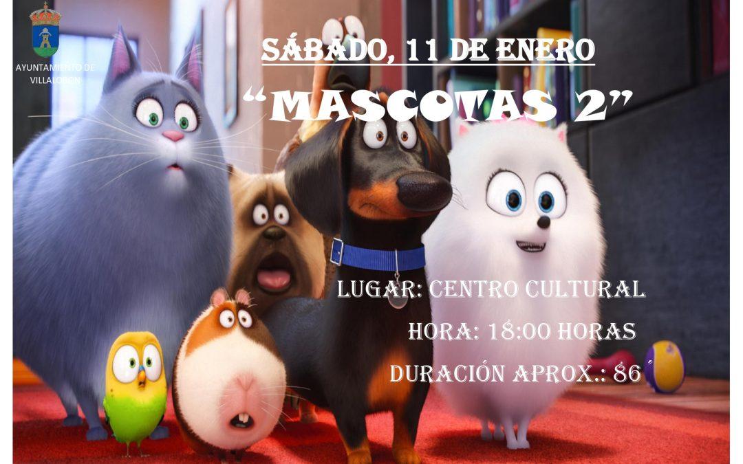 «MASCOTAS 2»