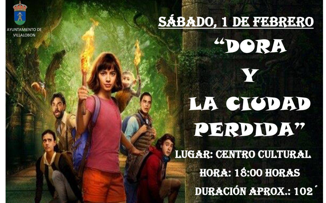 «DORA Y LA CIUDAD PERDIDA»