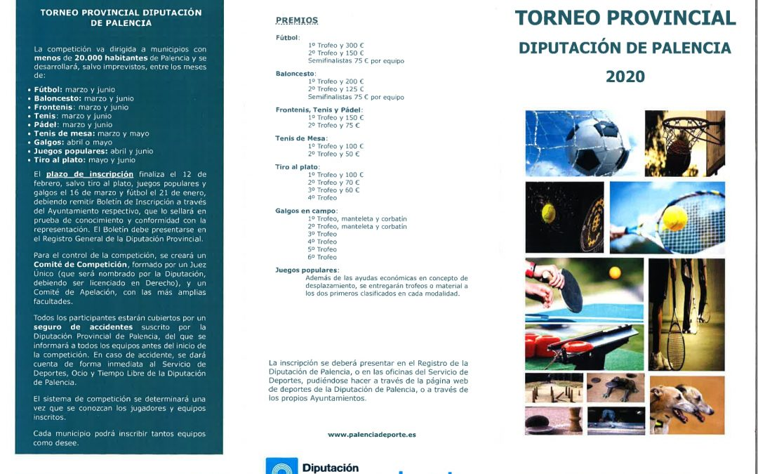 TORNEO PROVINCIAL 2.020