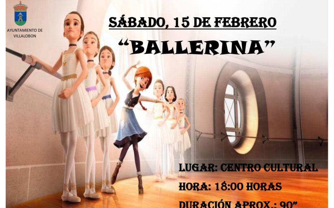 CINE «BALLERINA»