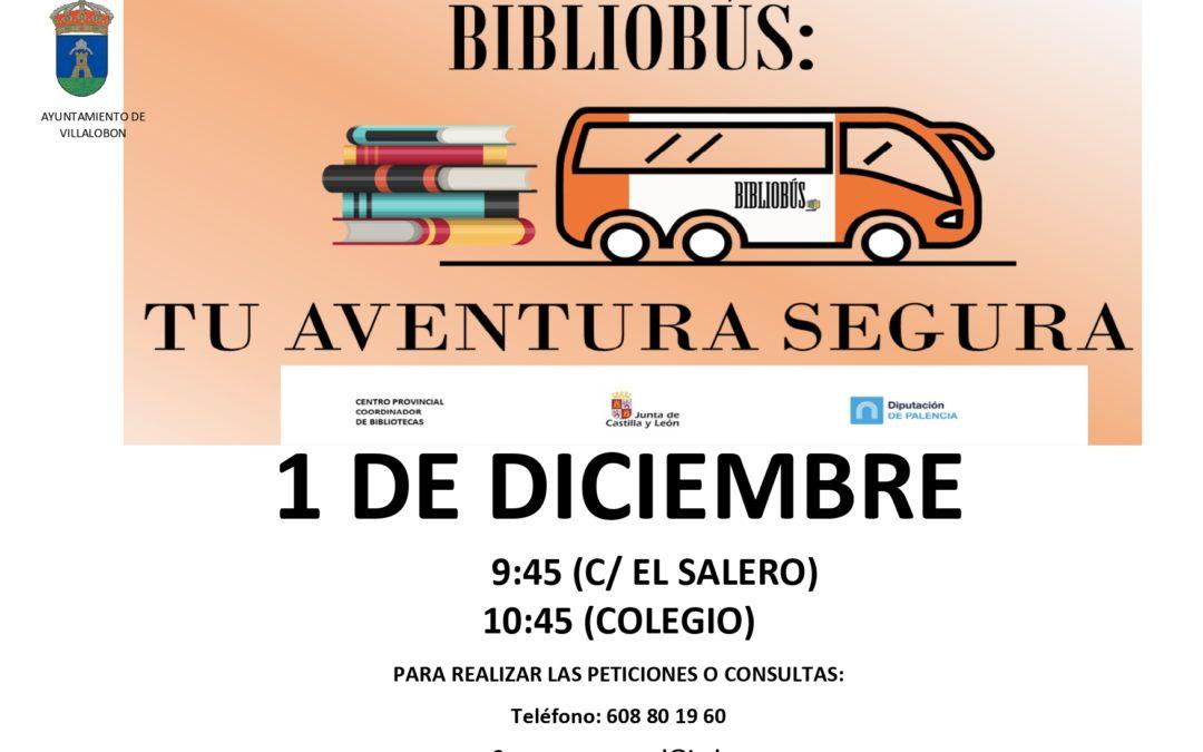 BIBLIOBUS 1 DICIEMBRE
