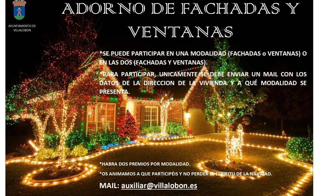 CONCURSO DE FACHADAS Y VENTANAS