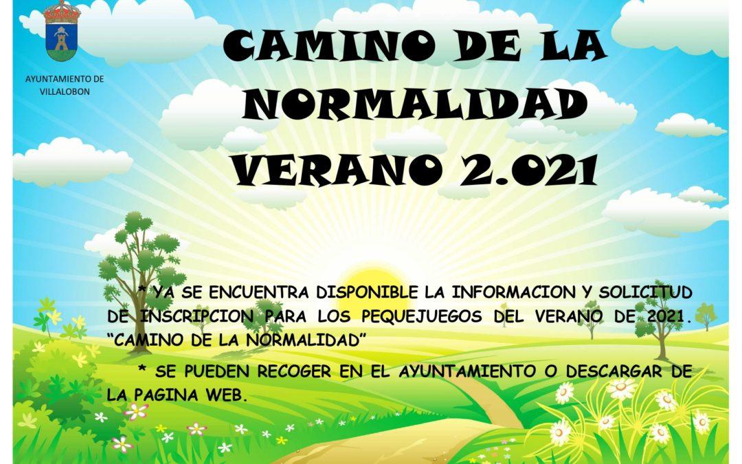 VERANO 2.021.  CAMINO DE LA NORMALIDAD